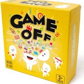 Game Off – denn Alles ist ein Spiel
