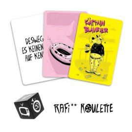 Kickstarter: Rafi Roulette